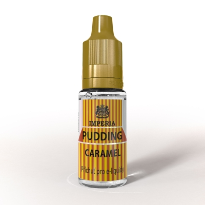 Pudding CARAMEL - puding aroma 10ml