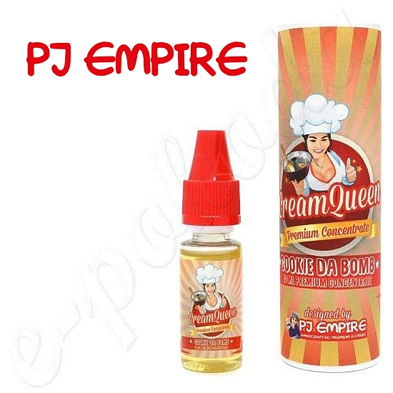 PJ Empire Cream Queen Cookie Da Bomb - aroma 10ml