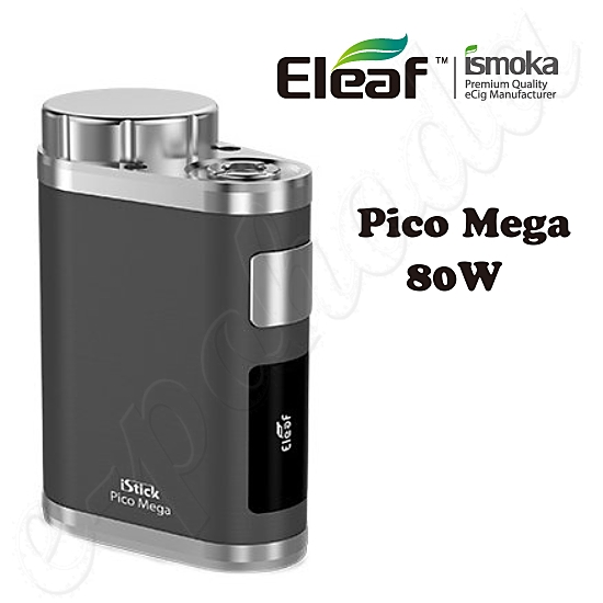 Eleaf iStick Pico Mega TC 80W Easy Kit - Grey