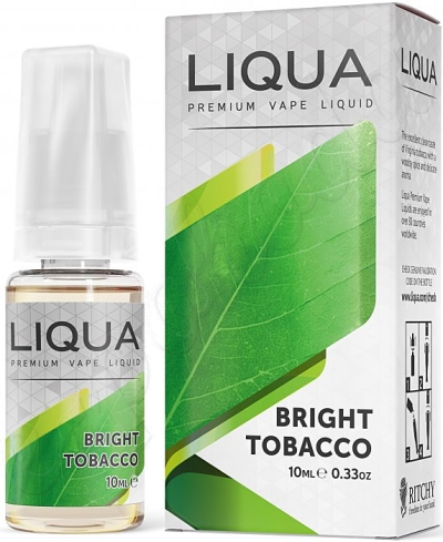 výprodej liquid LIQUA Elements Bright Tobacco 10ml-0mg