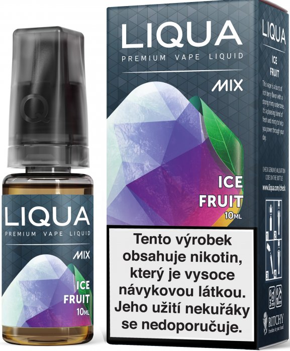liquid LIQUA Mix Ice Fruit 10ml-3mg
