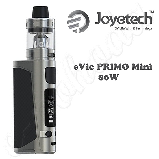 Joyetech eVic Primo Mini 80W Full Kit - Silver
