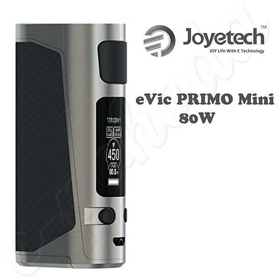 Joyetech eVic Primo Mini 80W Easy Kit - Silver