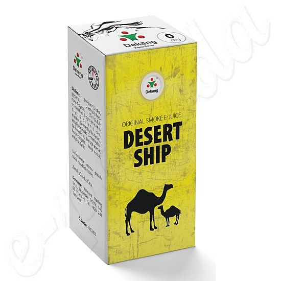 liquid DEKANG Classic Desert Ship 10ml-0mg