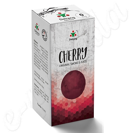 liquid DEKANG Classic Cherry 10ml-0mg