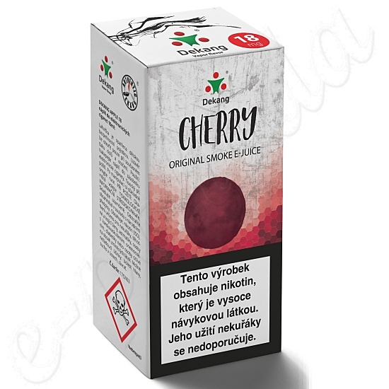 liquid DEKANG Classic Cherry 10ml-6mg