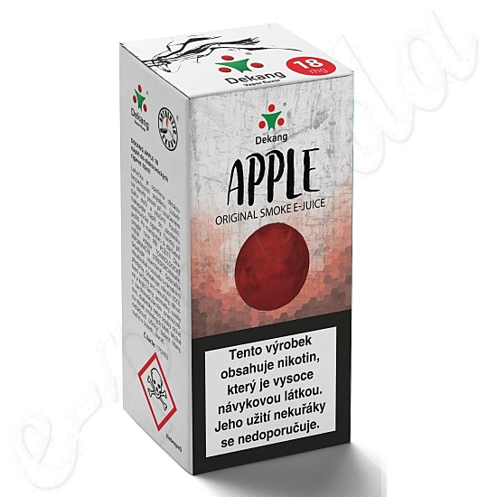 liquid DEKANG Classic Apple 10ml-6mg
