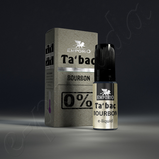 liquid Emporio BOURBON 10ml-0mg