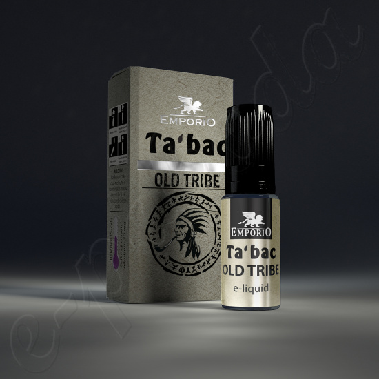 liquid Emporio OLD TRIBE 10ml-0mg