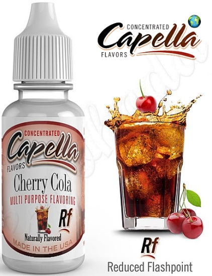 Capella Flavors - Cherry Cola 13ml