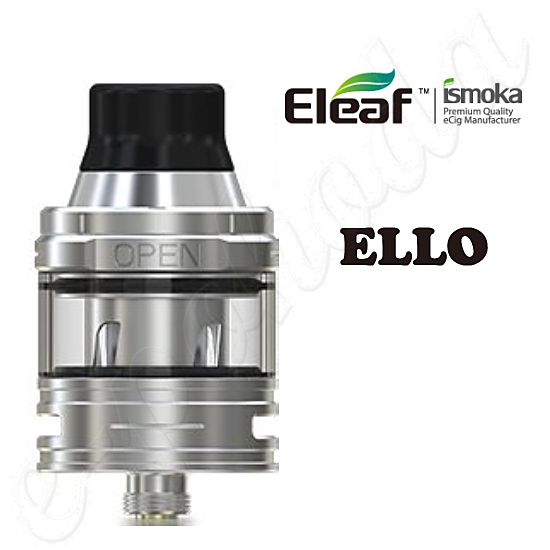Eleaf ELLO 2ml Clearomizer - Silver