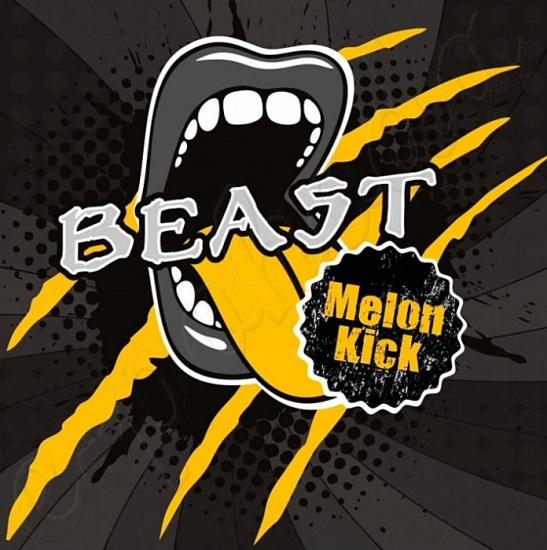 Aroma Big Mouth Classical - BEAST Melon Kick