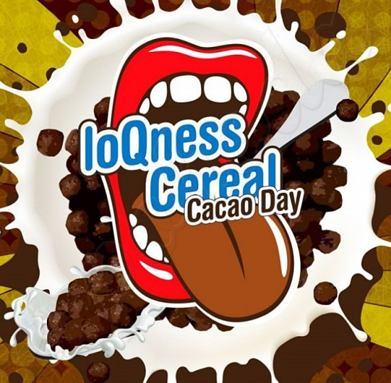 Aroma Big Mouth Classical - IoQness Cereal Cacao Day