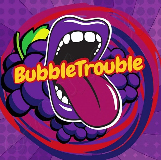 Aroma Big Mouth Classical - Bubble Trouble