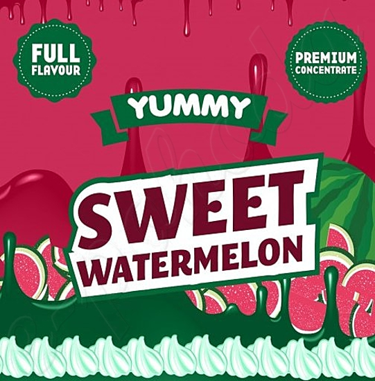 Aroma Big Mouth YUMMY - Sweet Watermelon