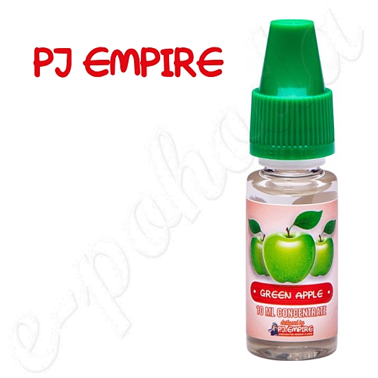 PJ Empire Straight Line Green Apple - aroma 10ml
