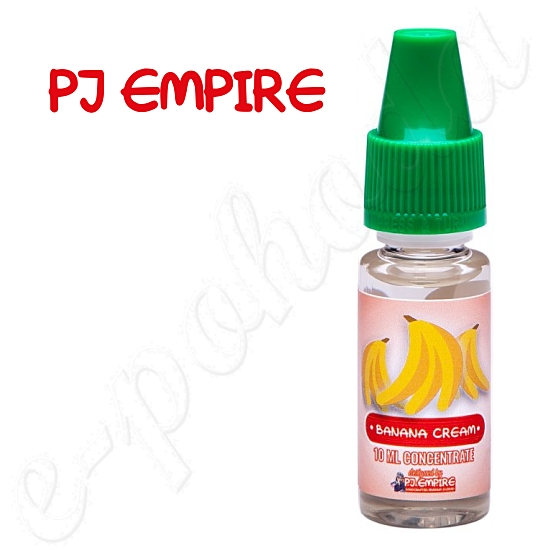 PJ Empire Straight Line Banana Cream - aroma 10ml