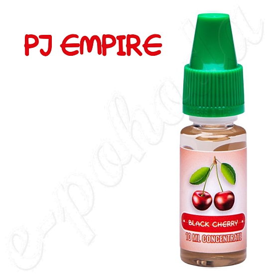 PJ Empire Straight Line Black Cherry - aroma 10ml