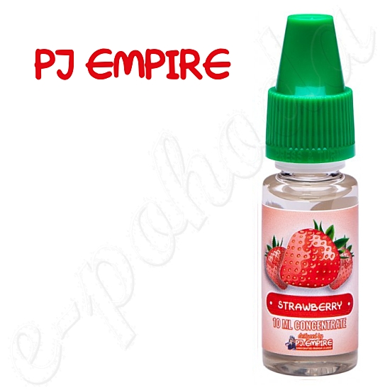 PJ Empire Straight Line Strawberry - aroma 10ml