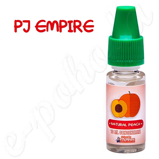 PJ Empire Straight Line Natural Peach - aroma 10ml