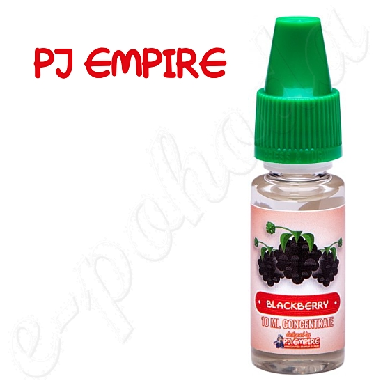 PJ Empire Straight Line Blackberry - aroma 10ml