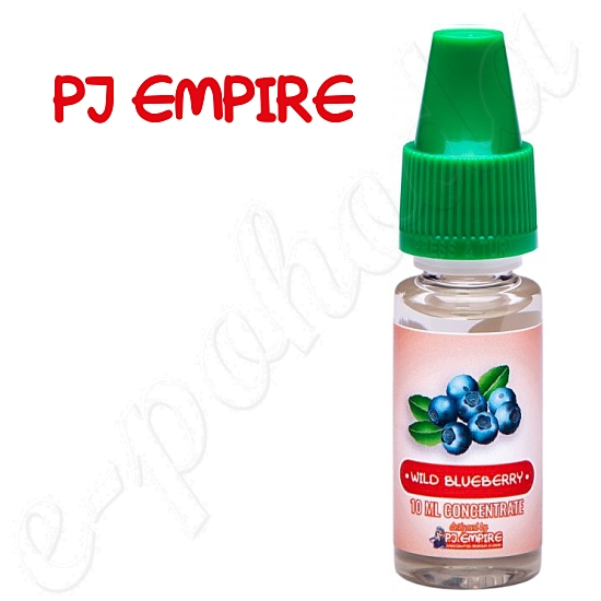 PJ Empire Straight Line Blueberry - aroma 10ml