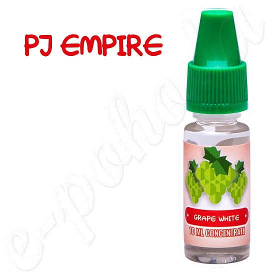 PJ Empire Straight Line Grape White - aroma 10ml
