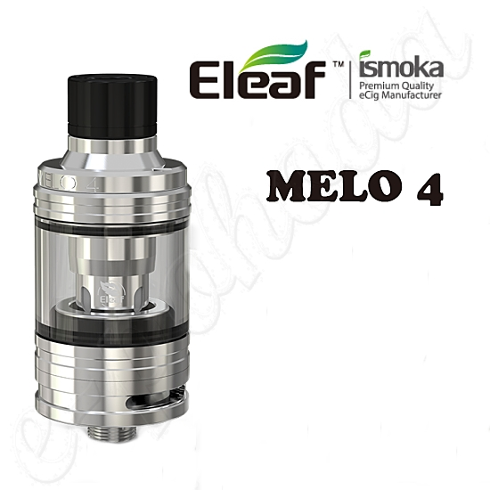 Eleaf MELO 4 Clearomizer 2ml - Silver