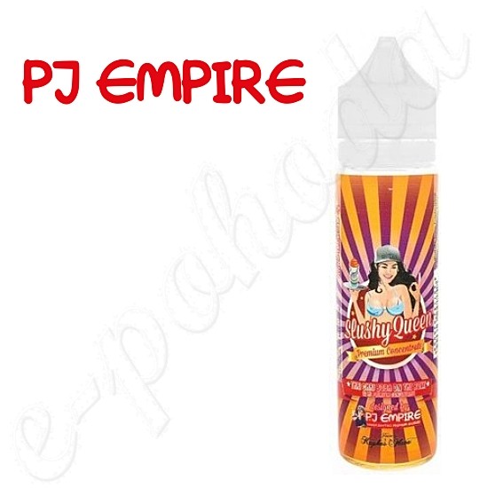 PJ Empire Slushy Queen Thai Chai Boba on The Roxx - aroma 12ml