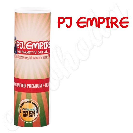 liquid PJ Empire Strawberry Strudl 10ml-0mg
