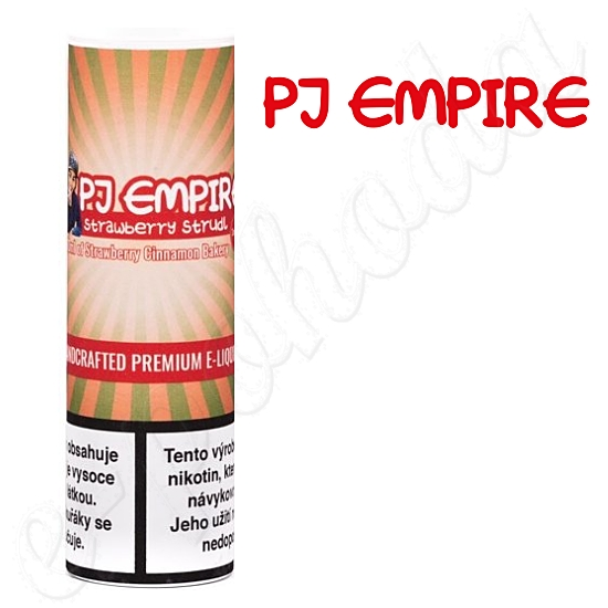 liquid PJ Empire Strawberry Strudl 10ml-3mg