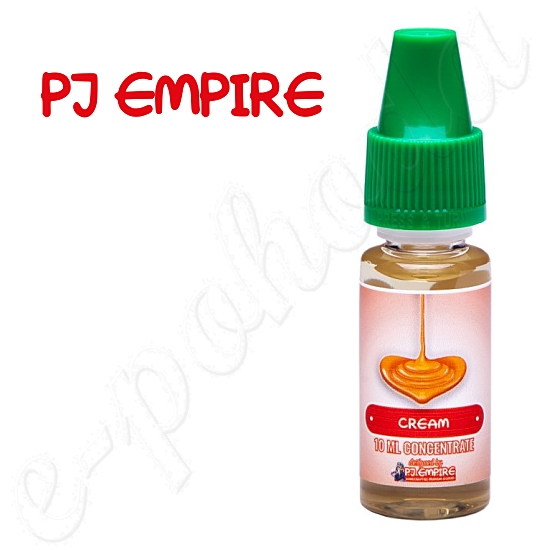 PJ Empire Straight Line Bavarian Cream - aroma 10ml