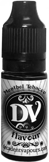 Aroma Decadent Vapours - Menthol Tobacco 10ml
