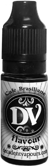 Aroma Decadent Vapours - Cafe Brasiliano 10ml