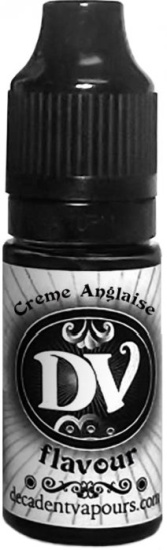 Aroma Decadent Vapours - Creme Anglaise 10ml