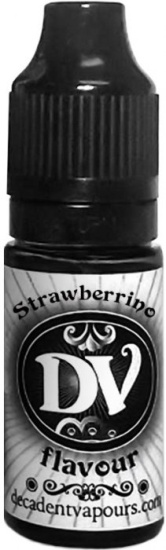 Aroma Decadent Vapours - Strawberrino 10ml