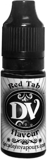 Aroma Decadent Vapours - Red Tab 10ml