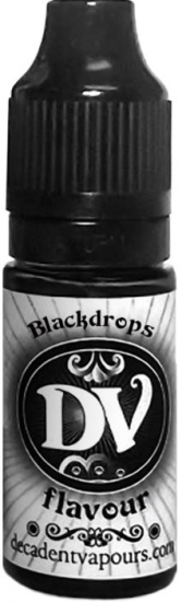 Aroma Decadent Vapours - Blackdrops 10ml