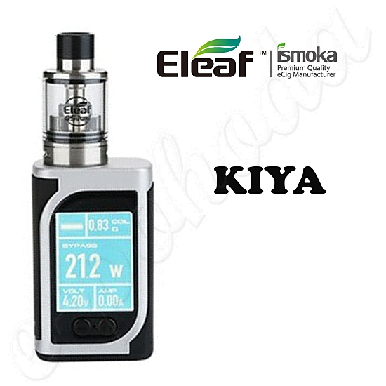 Eleaf iStick Kiya Full Kit 1600mAh - Silver