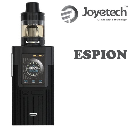 Joyetech ESPION 200W Grip Full Kit - Black