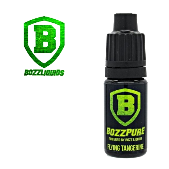 Příchuť Bozz Pure Flying Tangerine - aroma 10ml