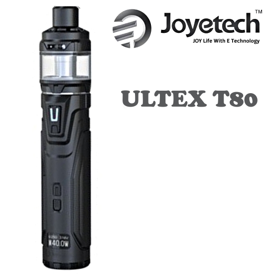 Joyetech ULTEX T80 grip Full kit - Black