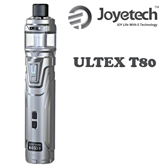 Joyetech ULTEX T80 grip Full kit - Silver