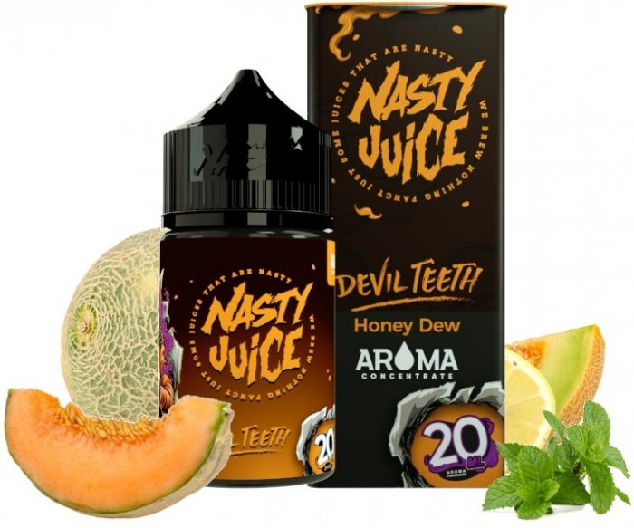 Příchuť Nasty Juice - Double Fruity S&V 20ml Devil Teeth