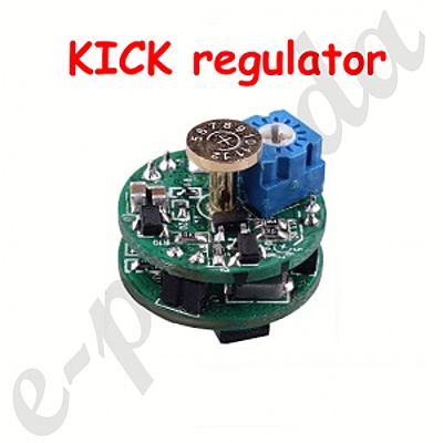 I-Kick Regulator 5W-12W (Výprodej)